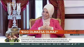 Gambar cover Zeynep Türkoğlu ile 24 Portre - Derviş Zaim (03.07.2019)