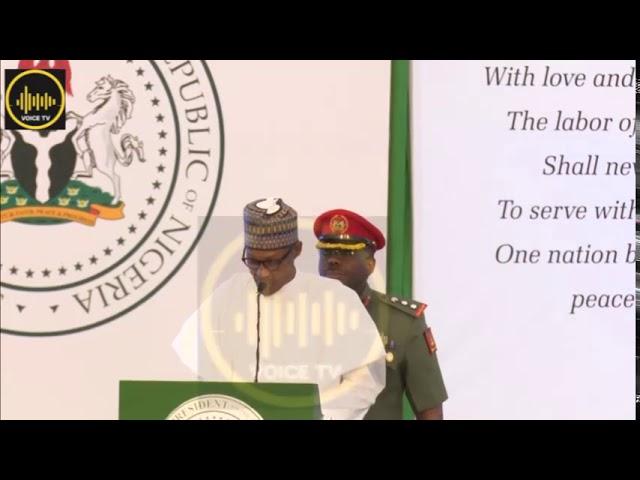 Just In: What Buhari Tells New Minister Desigenates
