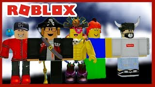 ROBLOX INDONESiA | The WOULD-BE PICKPOCKET YG SUPER FAST Flight 😍
