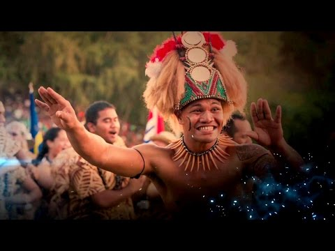 27 Pacific Island Nations Come Together For FestPac 2016