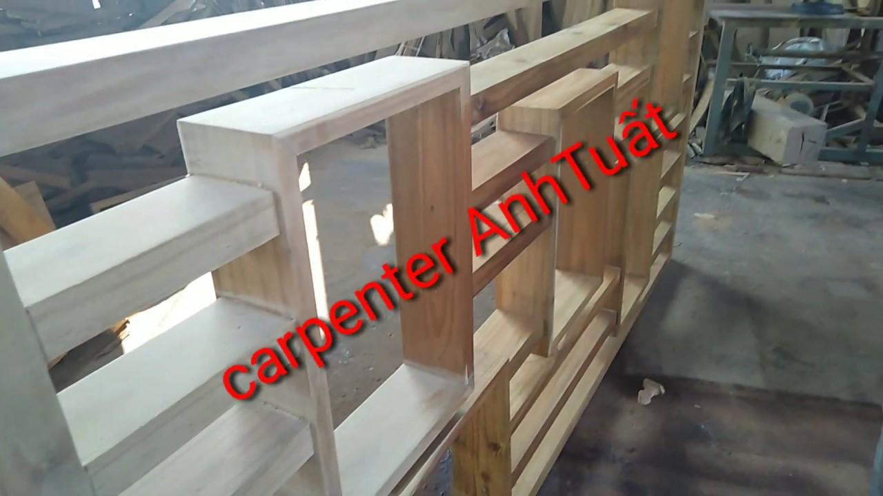 Khung trang trí gỗ/vách ngăn phòng nội thất nhà xinh/đồ gỗ/thợ mộc