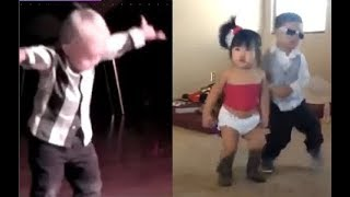 Try Not To Laugh Challenge Funny Kids Vines Compilation 11 - 2018 ★ Cutest KIDS DANCE