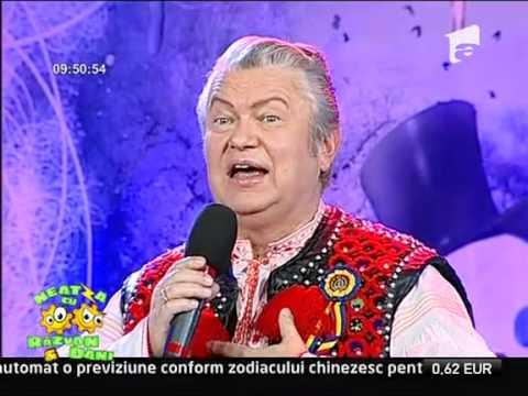 Gheorhe Turda - Romanian folklore singer man Romania folk