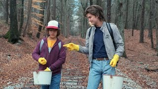 Stranger Things Season 2 Steve Harrington's Best Moments