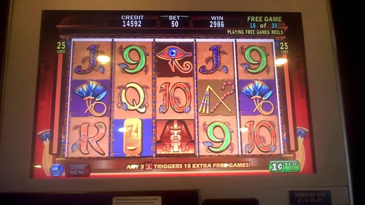 Cleopatra slot machine online simbat Karamürsel