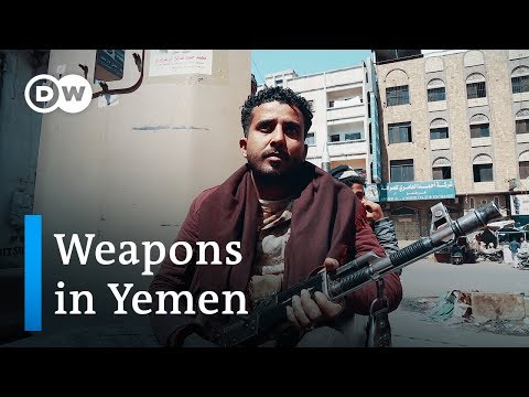 Yemen and the global arms trade | DW Documentary (Arms documentary)