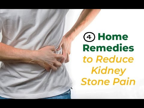 Best Home remedies to flush out kidney stone