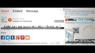 use soundcloud tweets to increase twitter engagement