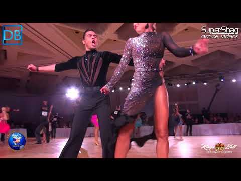 Part 6! Approach the Bar with DanceBeat! Pro Rhythm! Embassy 2017! Nazar Norov and Irina Kudryashova