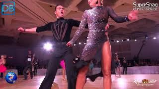 Part 6! Approach the Bar with DanceBeat! Pro Rhythm! Embassy 2017! Nazar Norov and Irina Kudryashova