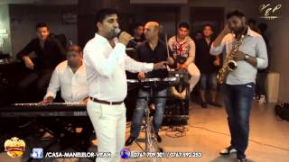 LEO DE VIS - COLAJ MANELE LIVE (CASA MANELELOR VITAN)