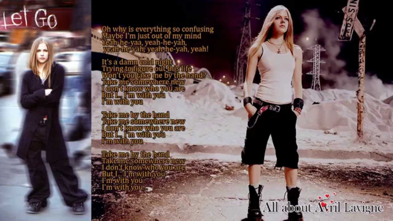 I'm With - You Avril Lavigne from Let Go album high ...