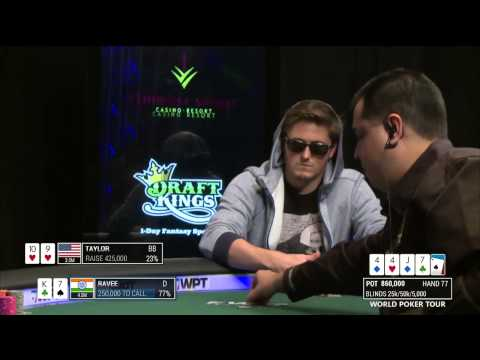 E4/7 WPT Rolling Thunder Main event. Webcast archive - 동영상