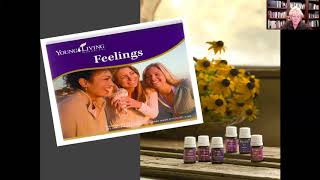 Young Living's Feelings Kit with RCD Marcella Vonn Harting PhD