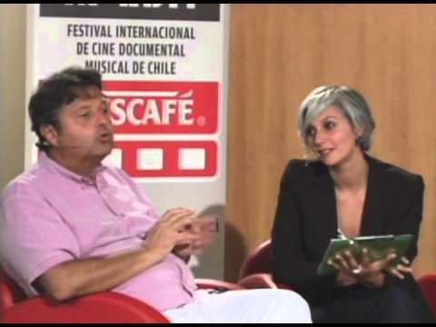 JÉRôME PAILLARD (Festival de Cine de Cannes) en charla 9º Festival IN-EDIT NESCAFÉ.