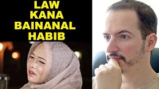 LAW KANA BAINANAL HABIB - Sabyan's Cover by Anisa Rahman REACTION + REVIEW