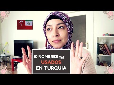 Los Nombres Más Usados En Turquía | MEXICANA EN TURQUIA 🇹🇷