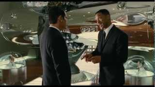 Men In Black III - Clip Who Are You And What Do You Know - At Cinemas 25/05/12