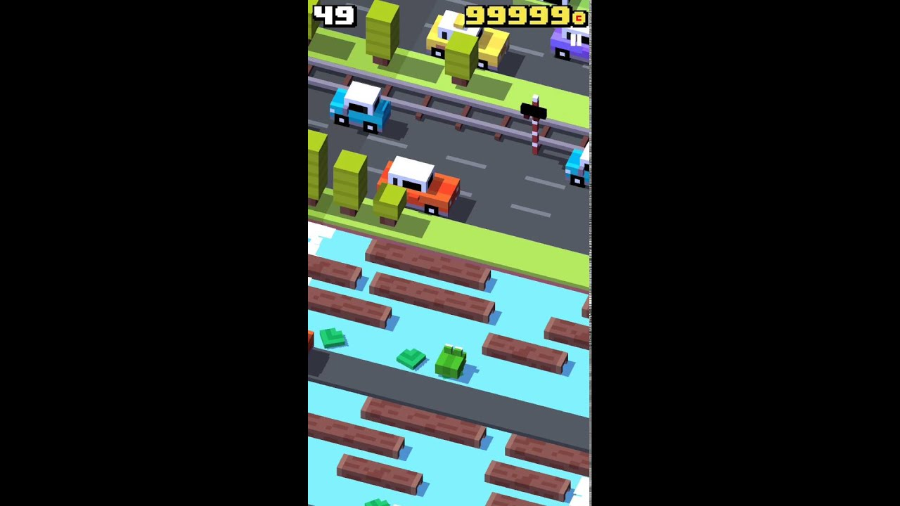 crossy road codes for coins