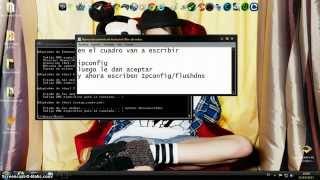 Reparar su internet con CMD RAPIDO