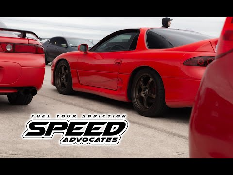 1998 Mitsubishi 3000 GT Interview With Speed Advocates