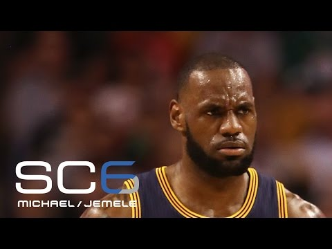 Who Didn't Vote LeBron To All-NBA First Team? | SC6 | May 18, 2017