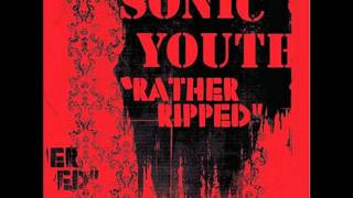 """SONIC YOUTH : """"Helen Lundeberg"""" (Rather Ripped - 2006)."""