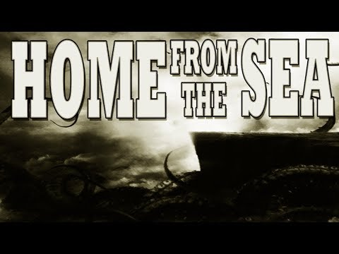 HOME FROM THE SEA | Scary Stories | Daylight Dims Horror Ant