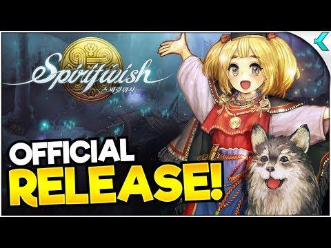 SPIRITWISH (스피릿위시)   Tree of Savior Like Mobile MMORPG   FIRST IMPRESSIONS!