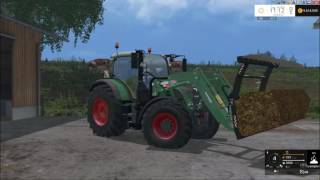 FENDT 700 SERIES HARPOINT EXTENSION AND..... A SPECIAL THANKS TO XENTRO AND BIEDENS,  TO THEIR SCRIPTS AND COLLABORATION