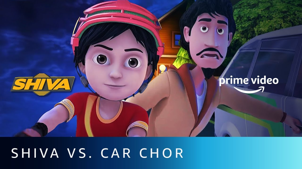 Car Chor Vs. Shiva | Amazon Prime Video