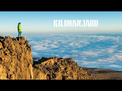 Kilimanjaro, the adventure with a drone! 4K