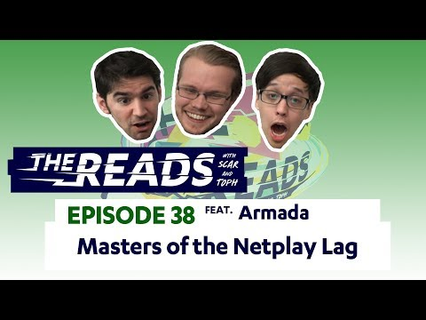 WELCOME TO AMERICA, SON || The Reads Episode 38 ft. Armada