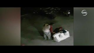 Vecinos de Independencia están aburridos por venta de drogas y peleas - CHV Noticias
