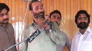 Zakir Zuriyat Imran 2 New Qasiday wa mosaib Majlis jalsa 2018 ist Day  Hajka Shareef Sargodha