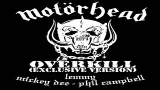 Motörhead - Overkill (2007 Version) [HD]