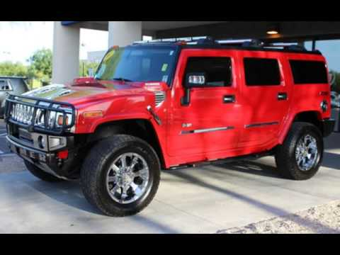 2007 Hummer H2 Victory Red Limited Edition for sale in ...