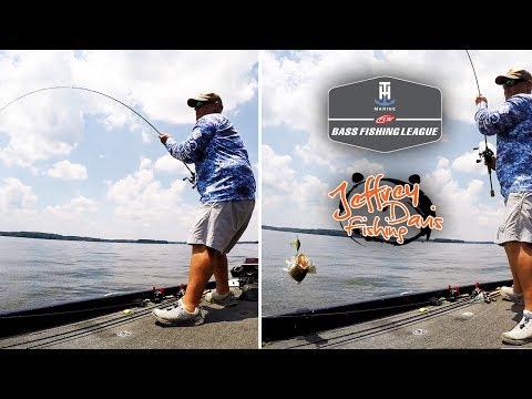 FLW BFL High Rock Lake Tournament Recap