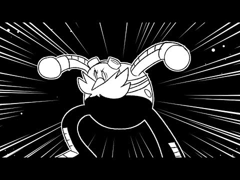 Eggman Pisses on the Moon [Animatic]