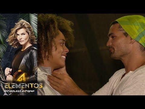 Ferdinando se despide de Brenda | Reto 4 Elementos