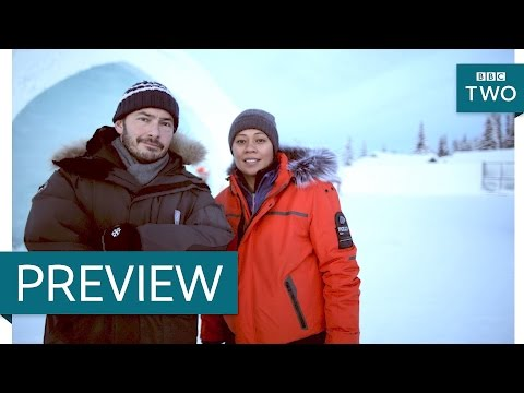 Arctic hotel rooms - Amazing Hotels: Life Beyond the Lobby | ICEHOTEL, Sweden Preview - BBC Two