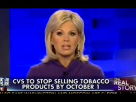 Fox News Searches For Stupidest Angle on CVS Tobacco Story