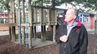 Kaiapoi North primary school playground project