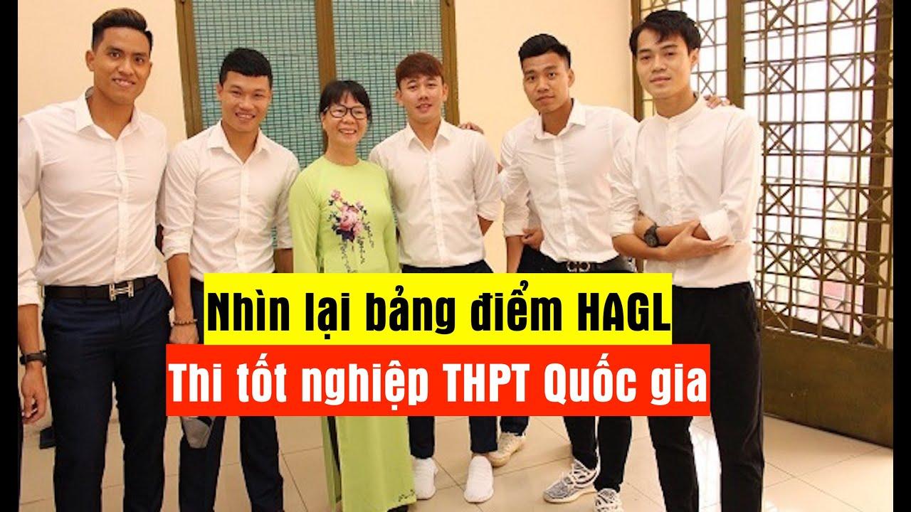 Ngày đầu thi tốt nghiệp THPT 2020 | Ấn tượng bảng điểm HAGL & Bàn chuyện học hành cầu thủ Việt