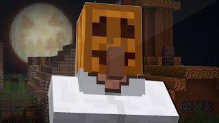TRAYAURUS' HALLOWEEN MACHINE | Minecraft