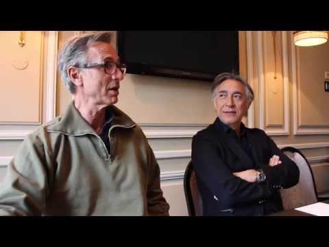 Interview de Richard Berry et Thierry Lhermitte pour Nos femmes