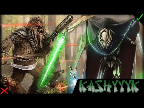 How To Invade Kashyyyk: Star Wars Battle Plan
