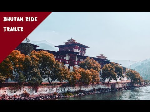 Bhutan Bike Tour – Travel Vlog Series | The Paradise of Silence