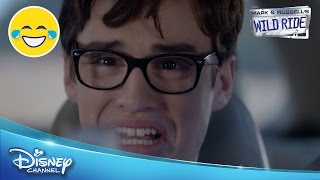 Mark & Russell's Wild Ride | Evil Squirrel | Official Disney Channel UK