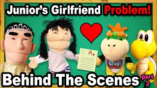 SML BTS: Bowser Junior's Girlfriend! Pt. 2